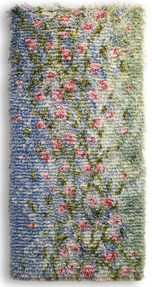 Rya rug Kesätär by Minna Polus - Google Search