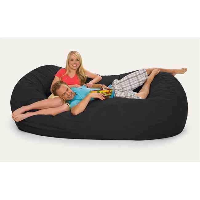 Memory Foam Bean Bag Chair