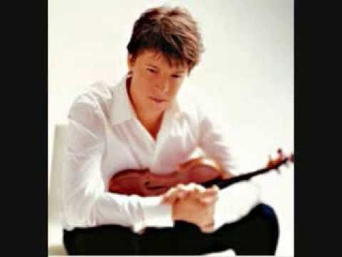 Joshua Bell - Dvorak - Song to the Moon from Rusalka - YouTube