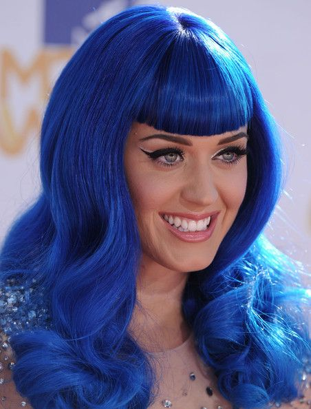 Katy Perry makeup & hair