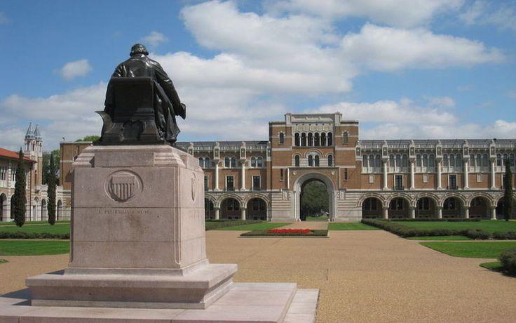 Rice University – Houston, Texas