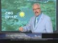 Estado del tiempo para la Zona Metropolitana de Guadalajara y Los Ángeles para hoy lunes 26 de marzo de 2012.