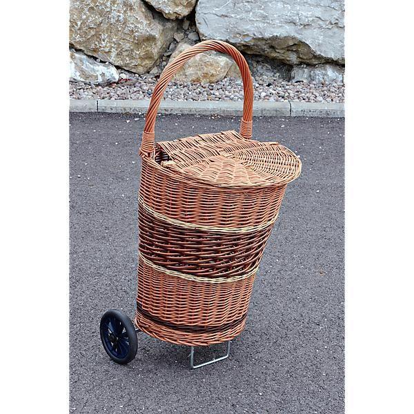 Chariot à Courses - Graines-Baumaux