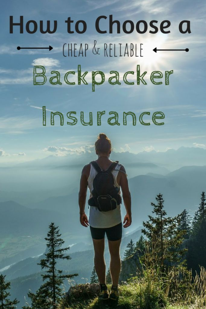 What Is The Best Travel Insurance For Backpackers Guide For 2019