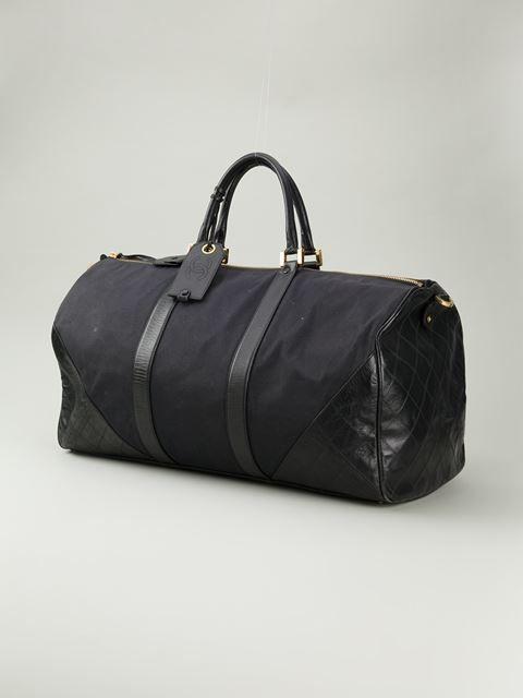 Chanel Vintage маленькая стёганая сумка на плечо