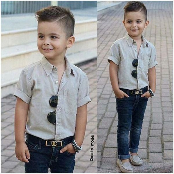 +10 Photos for People Who Dressing Kids Like Adults in an Awesome Trend – EveSteps
