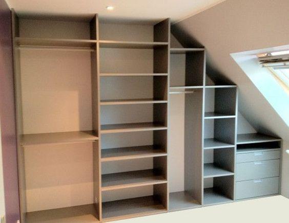 les 25 meilleures id es de la cat gorie rideau dressing sur pinterest dressing chambre. Black Bedroom Furniture Sets. Home Design Ideas