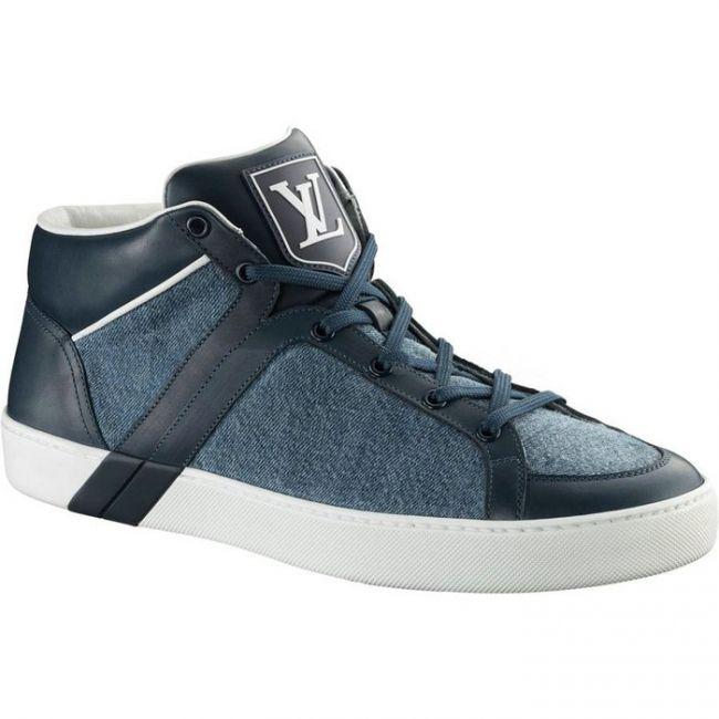 Louis Vuitton Scarpe Blu  LVS1030