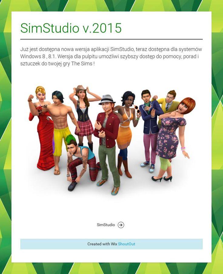 SimStudio v.2015
