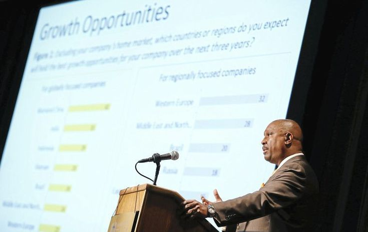 W.W. Grainger exec talks the Fortune 500 company's global journey at University of Tulsa