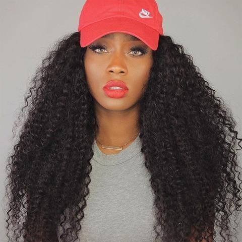 4 Bundles Peruvian Curly Hair - 100% Unprocessed Peruvian Human Virgin Hair, affordable remy hair