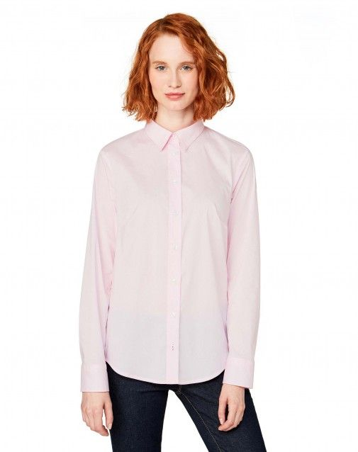 Acquista Camicia a righe Rosa da Camicie E Bluse sullo shop ufficiale di United Colors of Benetton.
