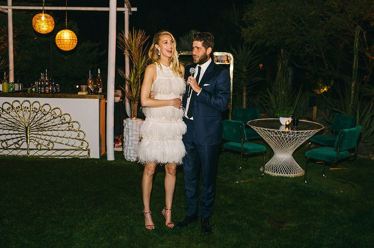 Whitney Port's Insanely Pretty Wedding Pictures Will Inspire Your Own Walk Down the Aisle: Former The Hills and The City star Whitney Port married her longtime love Tim Rosenman in Palm Springs, CA, back in November, and now we're getting a glimpse at her beyond-gorgeous nuptials.