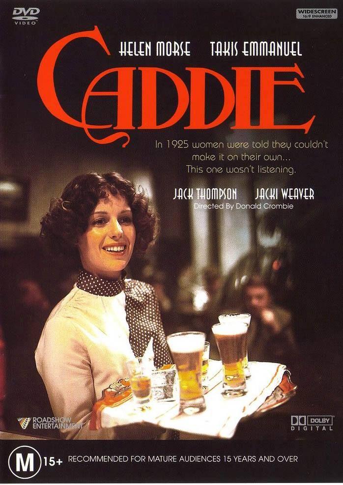 Helen More in the Australian film Caddie 1976