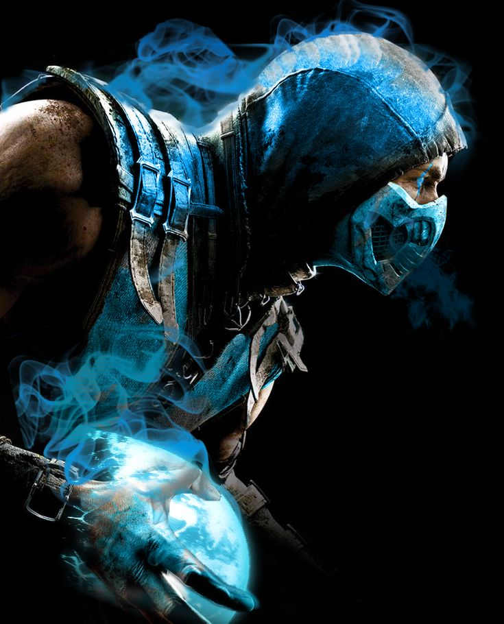 SUB ZERO by tkasabov2 on DeviantArt