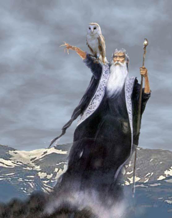 Sarit Yahalomi: The Legendary Origins of Merlin the Magician