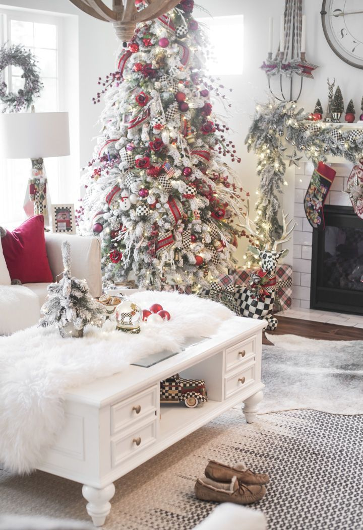 Traditional Christmas Decor - MacKenzie-Childs