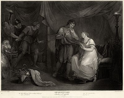 Troilus and Cressida (this is Shakespeare's version but I love Chaucer's version)!