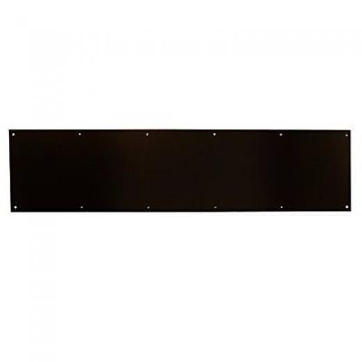 Schlage Lock Company Co Sc8400b-716 6x30 Kick Plate Age Bronze