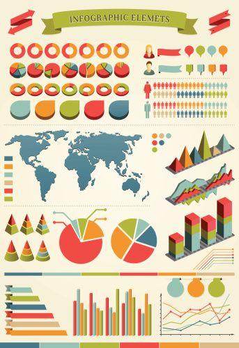 Clipart vectoriel : Infographics Elements