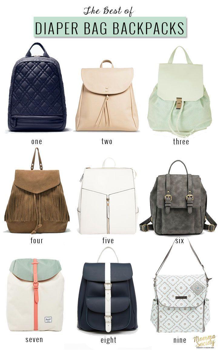 Diaper Bag Backpacks
