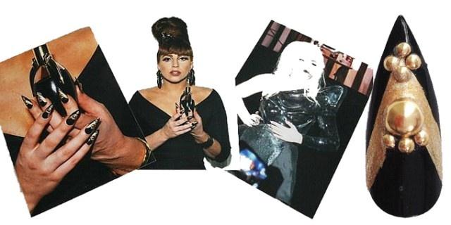 Le unghie finte di Lady Gaga vendute allasta per 12.000 dollari.arà pure disegnata dallartista giapponese Aya Fukuda, ma rimane pur sempre ununghia falsa
