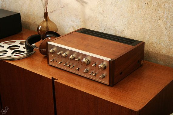 Vintage Pioneer SA 9100 Stereo Integrated Amplifier via AntiqueApartment on Etsy, 849.00