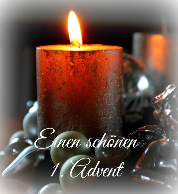 Ich wünsche Euch einen wunderschönen 1. Advent ... just blogged #benbino