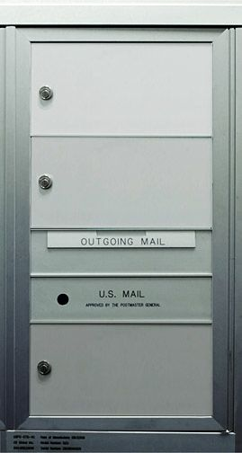 luxury decor and furnishings for your home and garden including mailboxes kitchen carts makeup mirrors addresss numbers and more - Commercial Mailboxes