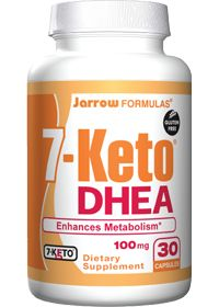 Buy Jarrow Formulas 7-Keto DHEA Enhances Metabolism (100 MG)  30 Capsules from the Vitamin Shoppe. Where you can buy 7-Keto DHEA Enhances Metabolism (100 MG) and other Other Supplements products? Buy at at a discount price at the Vitamin Shoppe online store. Order today and get free shipping on 7-Keto DHEA Enhances Metabolism (UPC:790011150619)(with orders over $25).