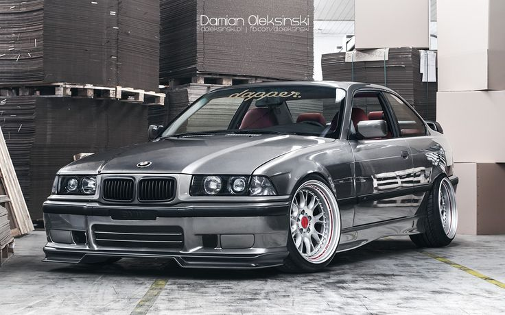 Extremely Clean BMW E36