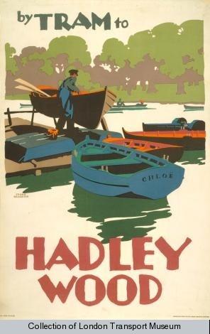 Hadley Wood 1929.