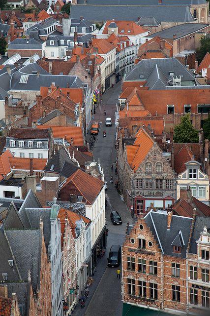 Brujas, Belgium