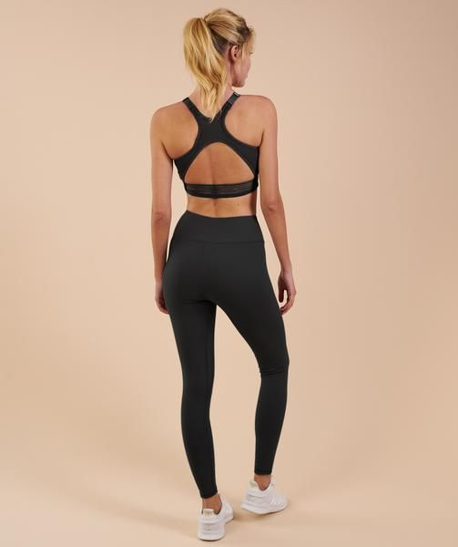 81560e34df17c Gymshark- Dreamy leggings in black (size small)