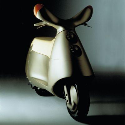 phillipe starck moto