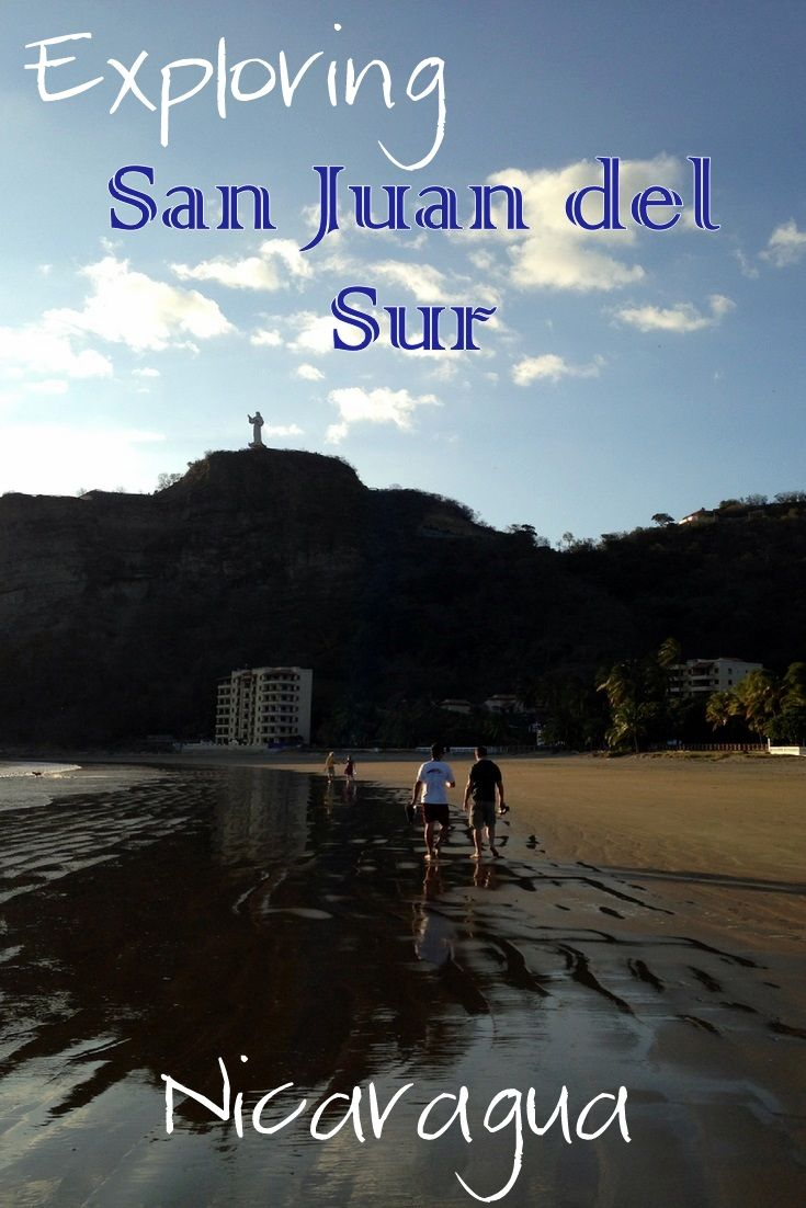 Surfing, eating and exploring San Juan del Sur #Nicaragua