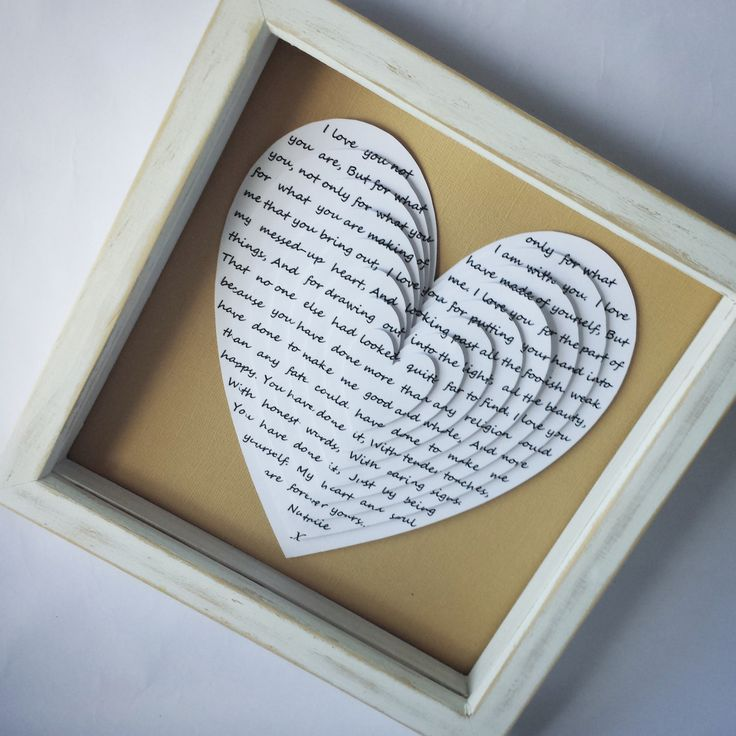 9 x 9 Framed wedding vows, wedding promises, first dance song lyrics, poem, Wedding gift, (distressed finish) - pinned by pin4etsy.com