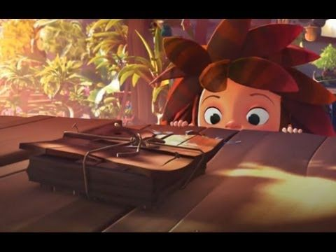 Monsterbox. Un corto de animación intergeneracional