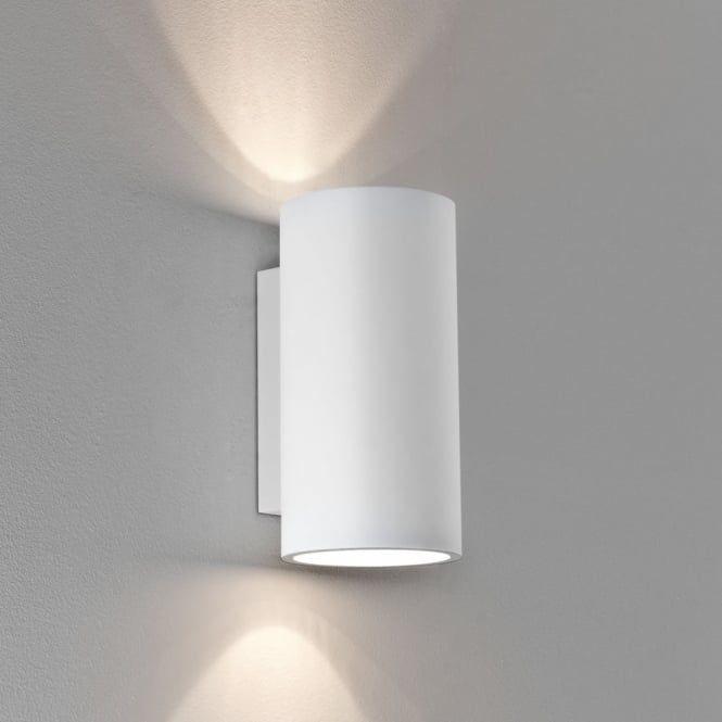 Astro Bologna 240 White Plaster Wall Light