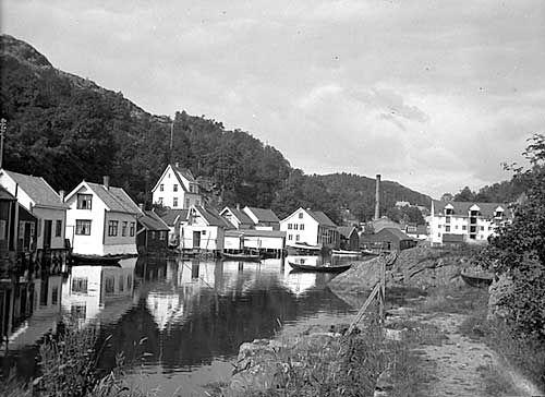 Stusshamn, Askøy