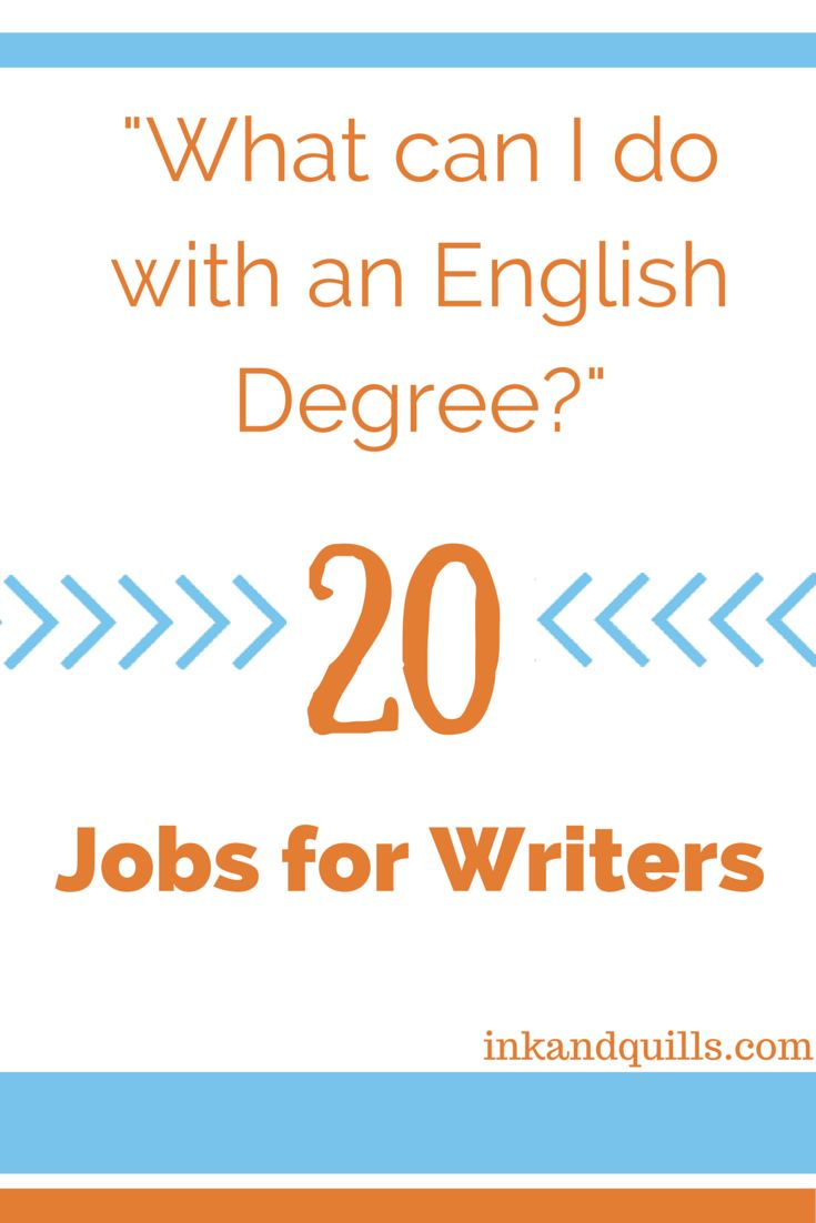 best list of jobs ideas work online jobs to  a list of jobs for writers and those who are considering getting an english degree