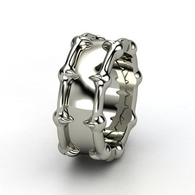 Wedding Ring Bands >> Totally custom and completely unique men's wedding bands | Offbeat bride, Weddings and Ring