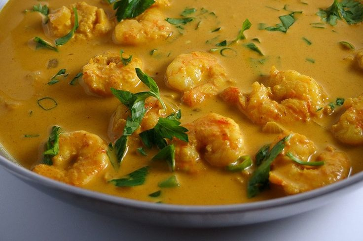 1 pot coconut curry shrimp. 15 High-Protein Low-Carb Dinner Recipes