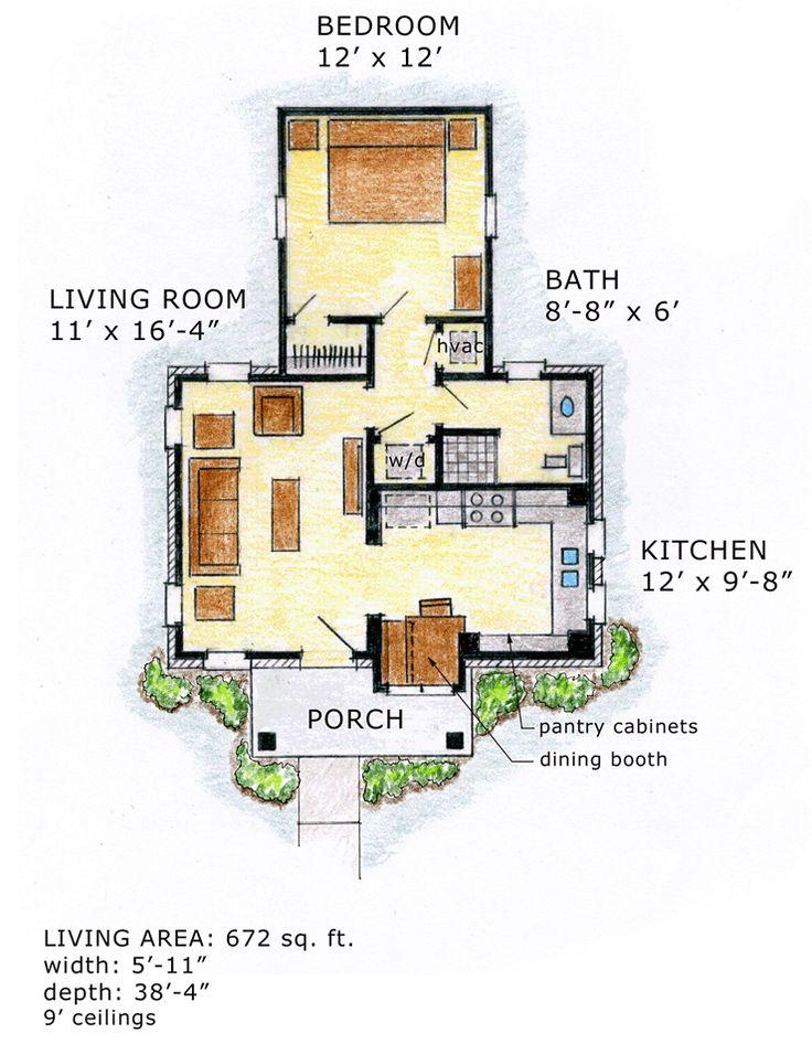 Best House Floor Plans Images On Pinterest House Floor Plans - Little home plans