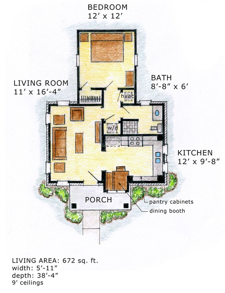 495 best images about small houses on pinterest house plans small homes and cottages - Little House Plans