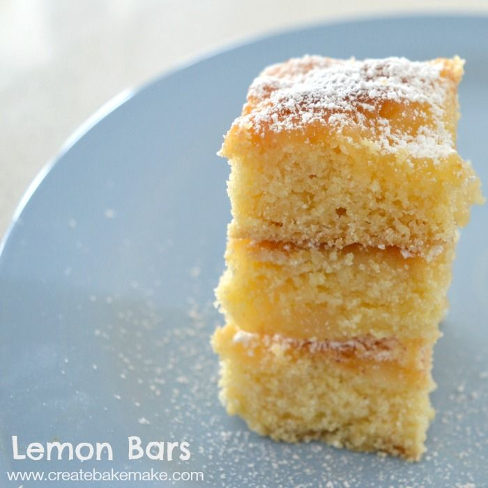 I came across this recipe for Lemon Bars in an old footy club recipe book, which was also full of a heap of other recipes I can't wait to try.