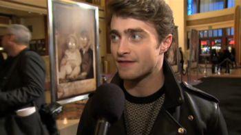 Daniel Radcliffe wurde aus Nachtclub geschmissen wegen Pöbelei mit DJ