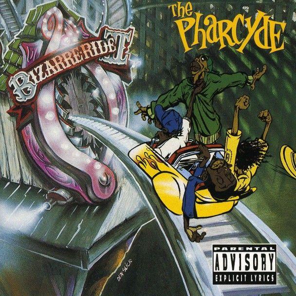 73. The Parcyde - Bizarre Ride II (1992)