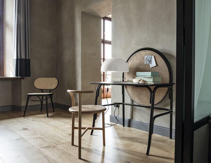 Allegory Home Office Desk By GamFratesi for Gebrüder Thonet Vienna | Flodeau.com