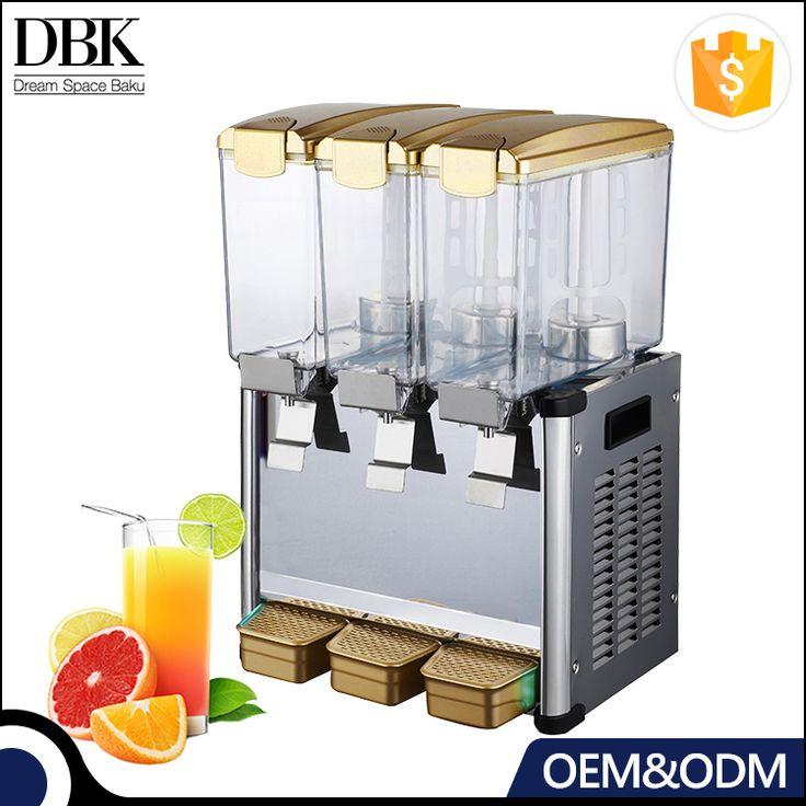 DBK Competitive automatic juice dispenser prices, electric automatic juice dispenser machine